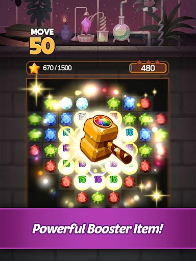 Jewel Alchemist : Match 3 Puzzle apktram screenshots 13