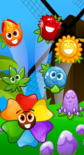 Match 3 game - blossom flowers android2mod screenshots 5