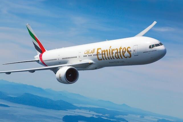 W locie - Emirates