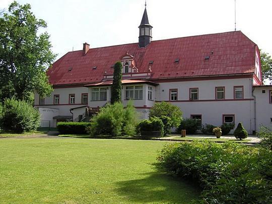 Výsledek obrázku pro Psychiatrická nemocnice Marianny Oranžské