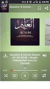 Shaykh Habeebulah Jumu'ah Dawahbox for PC-Windows 7,8,10 and Mac apk screenshot 3