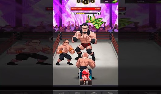 Tips for WWE Tap Mania - náhled