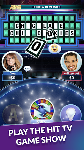 Wheel of Fortune: Free Play  screenshots 1