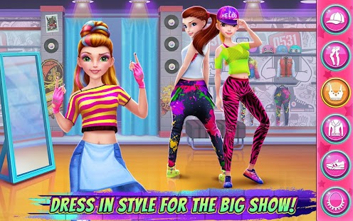Hip Hop Dance School Game- screenshot thumbnail
