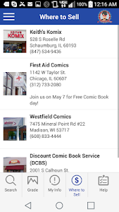 Comic Book Grader – Get values screenshot 6