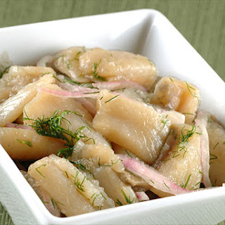 Easy Marinated Herring