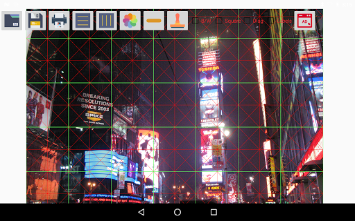 Drawing Grid Maker 1.4.28 screenshots 2