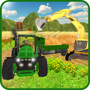 Farm Tractor Transportation 3D for PC and MAC