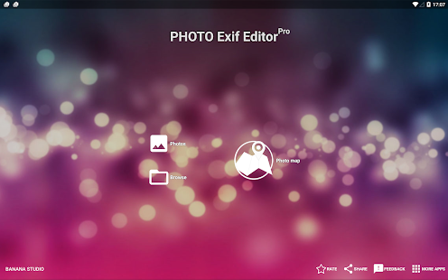 Photo Exif Editor Pro Screenshot