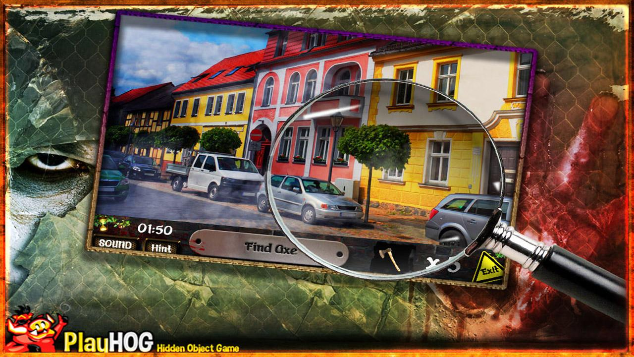 New Free Hidden Objects Games Free New Fun Zombies- screenshot