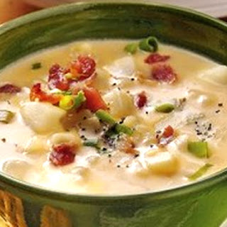 Potato Soup (Poor Man'S Soup) Recipe