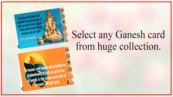 Ganesh chaturthi greeting card android apps on google play ganesh chaturthi greeting card screenshot thumbnail stopboris Image collections