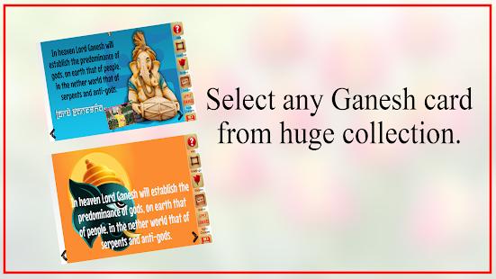 Ganesh chaturthi greeting card apps on google play screenshot image stopboris Image collections