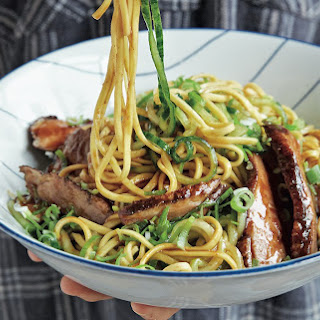 How To Make Hoisin Duck Noodles
