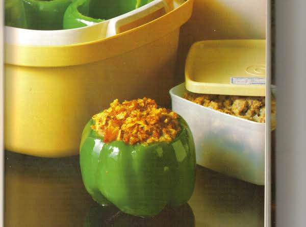 Mind-blowing Stuffed Green Peppers Recipe
