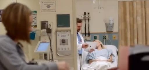 iPad en el hospital