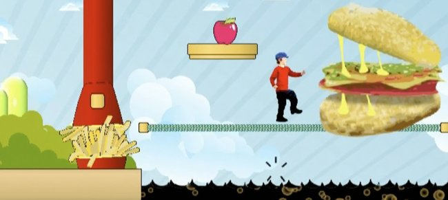 Game about Child Obesity