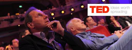 Público en las charlas TED