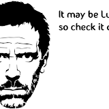 It may be lupus