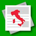 Notizie + | Italian News icon