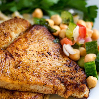 Pan Seared Blackened Ahi Tuna Recipe