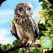 Wild Owl Simulator 3D