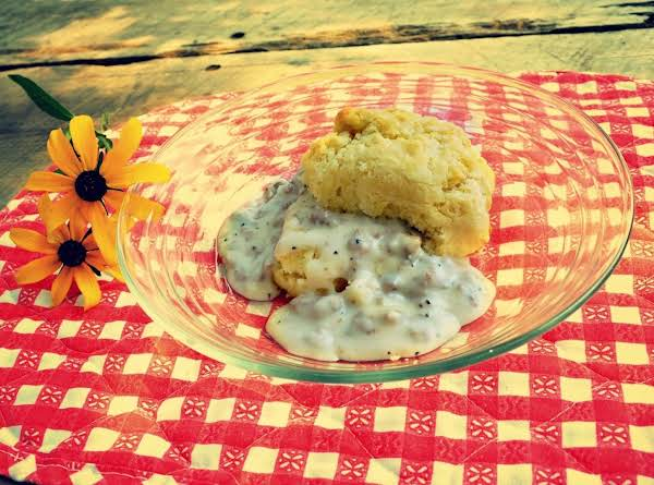 Johnnie's Homemade Biscuits Recipe