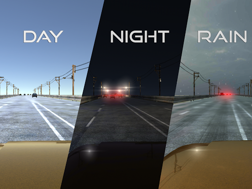VR Racer: Highway Traffic 360 for Cardboard VR 1.1.14 5