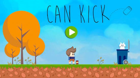 Can Kick! - náhled