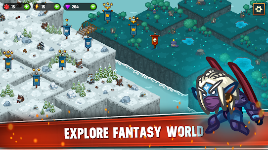 Tower Defense: Magic Quest Mod Apk (Unlimited Money) 6