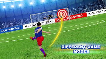 Soccer Strike Penalty Kick Football Super League ⚽