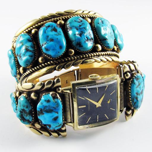 Bracelet Set by Robert and Bernice Leekya