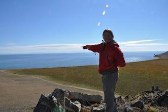 Photo: Look ! Le Baïkal !!