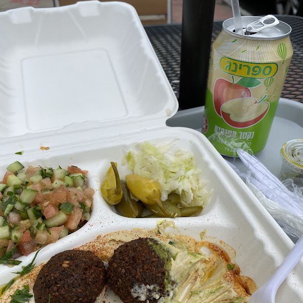 Photo from The Falafel Place