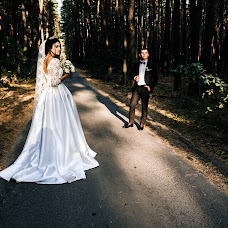 Wedding photographer Sergey Fursov (fursovfamily). Photo of 07.10.2018