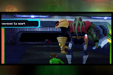 Vilgax Attacks ben force alien - náhled