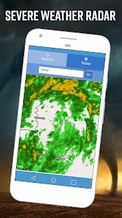 Daily Weather Home - Radar & Forecast - náhled