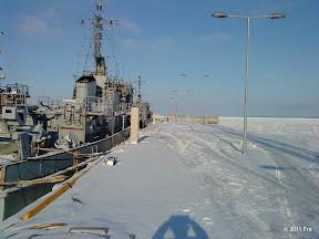 Lindau im Museumshafen von Tallin