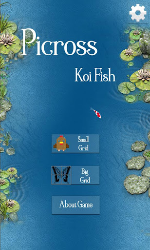 Download picross puzzle koi fish for pc for Koi fish games