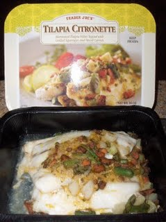 Food of the Week: Trader Joe's Tilapia Citronette