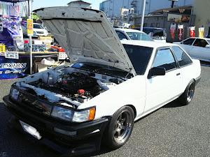 スプリンタートレノ AE86 60年式GT'APEXのカスタム事例画像 豊田蜂六さんの2020年11月29日13:54の投稿