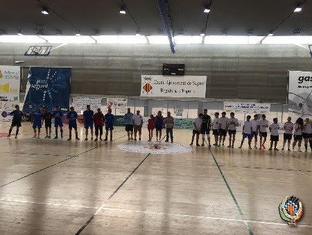 Finales de Futbol Sala de la  Federación Junta Fallera de Sagunto