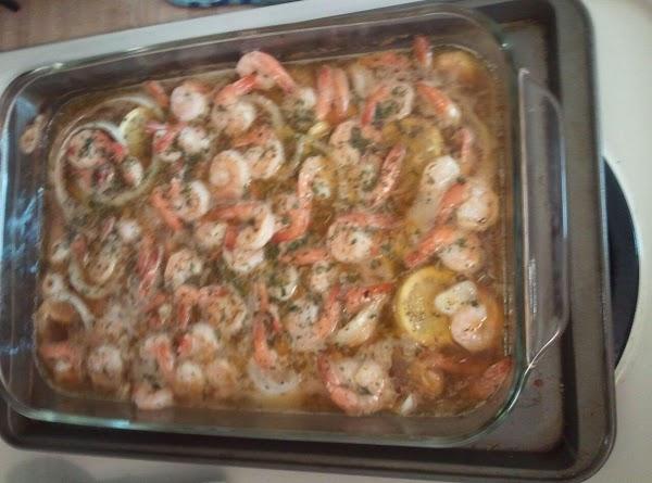 California Style Shrimp Bake Recipe