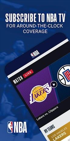 NBA: Official Appのおすすめ画像1