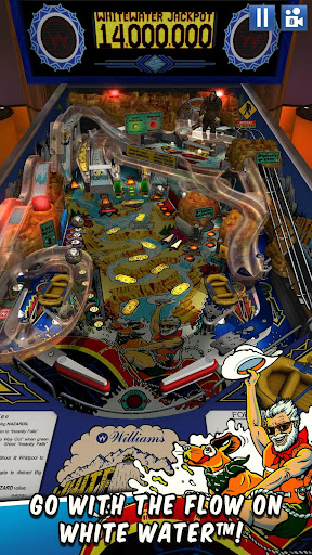Williams™ Pinball 1.2.5 screenshots 1