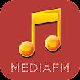 Бесплатное радио и музыка онлайн | MediaFM icon