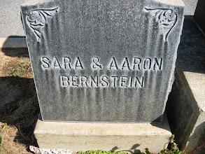 Photo: Sara Braunhart and Aaron Bernstein