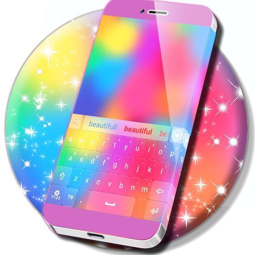 Colorful Keyboard Theme