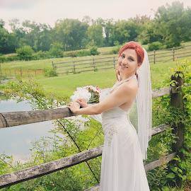 by Leann Smith - Wedding Bride