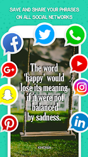 Sadness and Pain Quotes- screenshot thumbnail